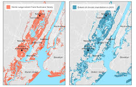 Map Of Jersey City Protecting New Jersey From Sea Level Rise The Future Of The