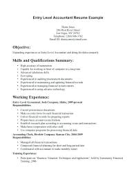 resume exles entry level accounting clerk interview answers this is entry level accounting resume goodfellowafb us