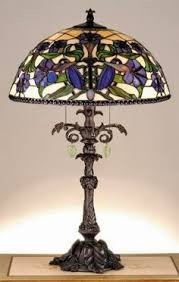 Quoizel Gotham Floor Lamp Quoizel Gotham Table Lamp Mesas Tiffany Lamps And Style