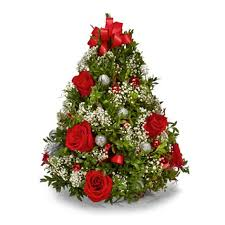 christmas tree delivery christmas tree bouquet at send flowers