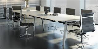 Boardroom Meeting Table Elite Linnea Conference Table 4400mm Office Furniture Scene