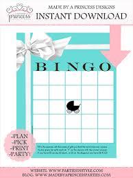 baby shower gift bingo baby co bingo baby shower pdf instant