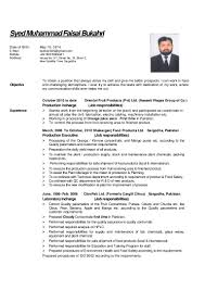 scientist resume examples sample resume science research with collection of solutions food technologist resume top food safety officer resume samples resume food science sample