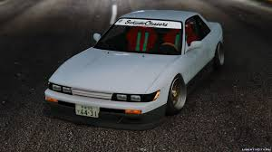 nissan silvia stance silvia s13 stance 1 1 for gta 5