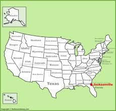 jacksonville maps florida u s maps of jacksonville