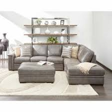Grey Leather Sectional Sofa Havertys Sectional Sofa This Leather Sofa Looks Light And