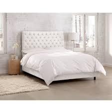 velvet tufted beds trend watch hayneedle