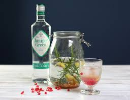 rosemary u0026 pomegranate infused gin recipe gin recipes gin and