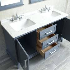cheap double sink bathroom vanities 55 inch double sink bathroom vanity top michaelfine me