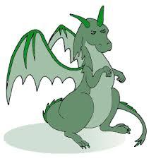 fantasy dragon clipart clipartxtras