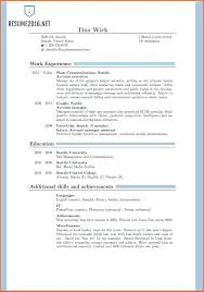 resume templates 2015 free download updated resume template free resume templates download current