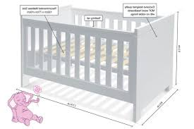 What Is Standard Crib Mattress Size Us Crib Mattress Size In Cm Creative Ideas Of Ba Cribs With