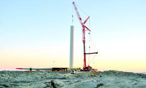 new wind farm at lüderitz informante