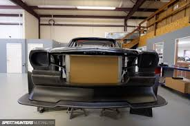 hoonigan mustang suspension from concept to reality the hoonicorn rtr build story speedhunters