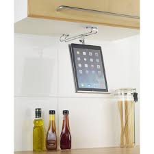 tablette cuisine support tablette escamotable inox leroy merlin