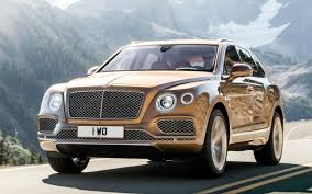 bentley front bentayga suv make or break for bentley