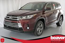 toyota new 2017 new 2017 toyota highlander limited platinum v6 awd sport utility in