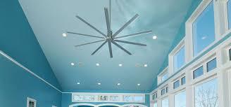 big air ceiling fan stylish high tech ceiling fans