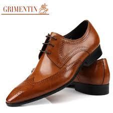 aliexpress com buy grimentin brand business mens dress shoes