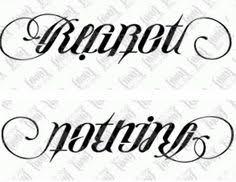 faith trust ambigram v 1 trust and ambigram
