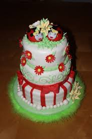 lady bug cake decoration cakecentral com