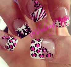 50 latest french tip nail art design ideas