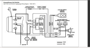 can you please share lewmar windlass parts and wiring diagram