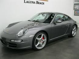 grey porsche 911 pre owned 2008 porsche 911 in laguna beach ca serving