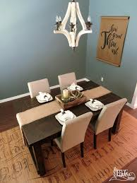 Farmhouse Dining Rooms Farmhouse Dining Room Reveal Before And After U2013 The Steel Fox Home