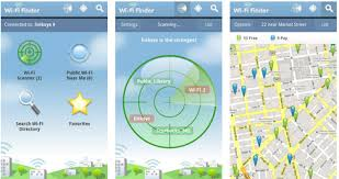 free finder app wifi finder android application