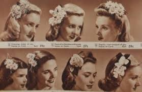 1940s hair accessories 1940s fashion