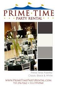 wedding accessories rental top of the market dayton ohio www primetimepartyrental