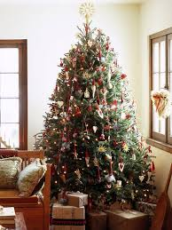 40 traditional and tree décor ideas family