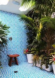 Carrelage Bleu Turquoise Salle De Bain by Carrelage Pour Une Salle De Bain Moderne