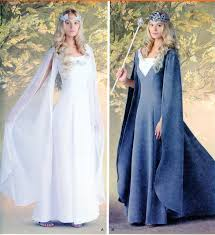 glinda good witch costume cosplay lord of the rings style galadriel wizard of oz style