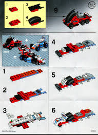 lego racers truck lego f6 truck 8656 racers