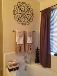 bathroom wall decorating ideas small bathrooms bathroom decor home tour all things home