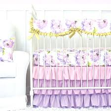 Purple Nursery Bedding Sets by Articles With Green And Blue Owl Crib Bedding Tag Charming Baby