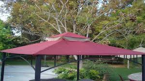 Garden Winds Pergola by Garden Winds Madaga Gazebo Replacement Canopy Riplock 350 Will