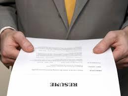 write a resume resume east