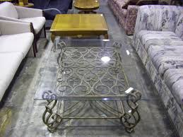 low glass top coffee table furniture low custom square glass coffee table with small iron