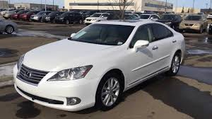 used lexus es 350 lexus certified pre owned white 2011 es 350 premium package w