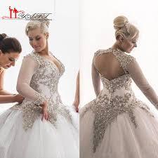 long sleeve plus size wedding dress biwmagazine com