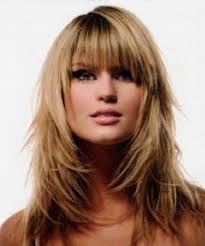 long layered haircuts with bangs pictures popular long hairstyle