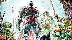 batman teenage mutant ninja turtles 6 dc
