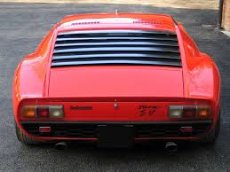 ferrari back view jamiroquai lamborghini miura rear view holy cow pinterest