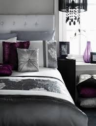 Silver Room Decor Purple Black And White Room Ideas Best 25 Silver Bedroom Decor