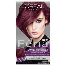 l u0027oreal paris feria multi faceted shimmering color v48 power