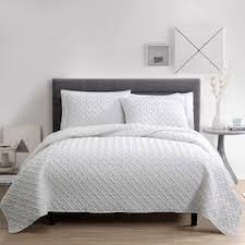 white vcny bedding bed u0026 bath kohl u0027s