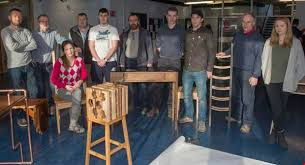 furniture design and making course at csn college of further